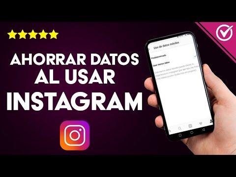 Cómo Ahorrar Datos al usar Instagram, Facebook, YouTube y Tiktok