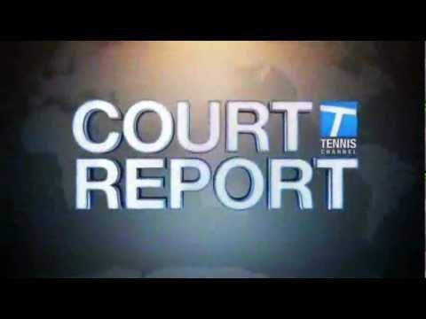 Tennis Channel Court Report 11/27/2011 - TNT Gauge