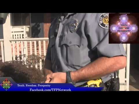 Harassed by cops for filming and open carrying in West Chester PA