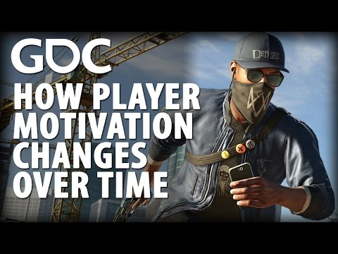 Engines of Play: How Player Motivation Changes Over Time