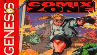The Best Video Games EVER! - Comix Zone (Genesis) Review