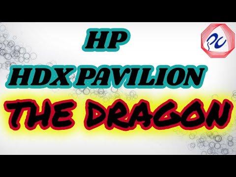 Portátil HP The Dragon-Pavilion HDX | PC RENT STORE