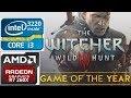 Witcher 3 GOTY | i3 3220 R7 260X