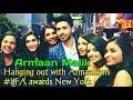 Armaan Malik Live | Armaanians ka pyaar | IIFA awards 2017 | NewYork