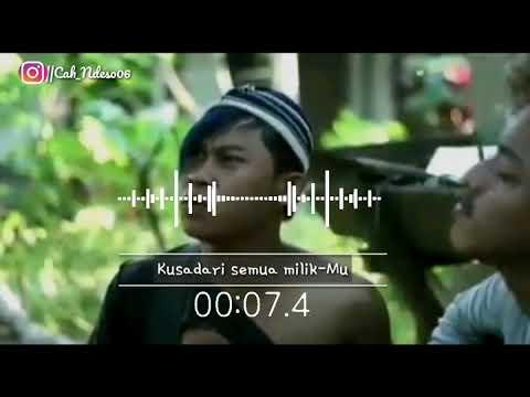 Agus Kotak Nynanyiin Lagu Ungu Surgamu -Story WA-