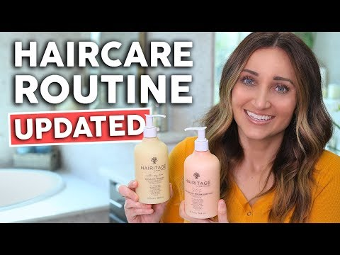 my-updated-haircare-routine-|-wash-and-style