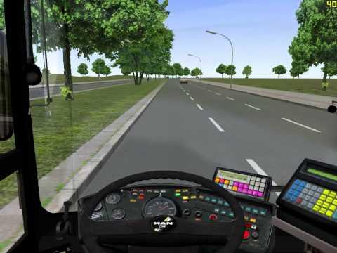 OMSI Bus Simulator: