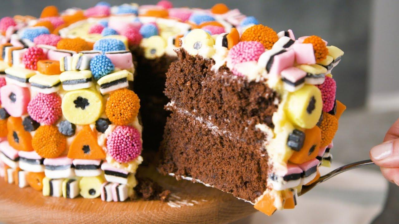 Shweshwe Cake