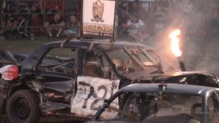 Paris Fair Demolition Derby | Pro Stock