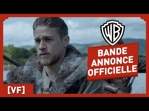 Le Roi Arthur - La Légende d'Excalibur - Bande Annonce Officielle 2 (VF) - Charlie Hunnam /Jude Law streaming vf