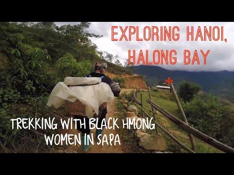 GoPro Hero 4 Silver: Vietnam (Hanoi, Halong Bay and Sapa)