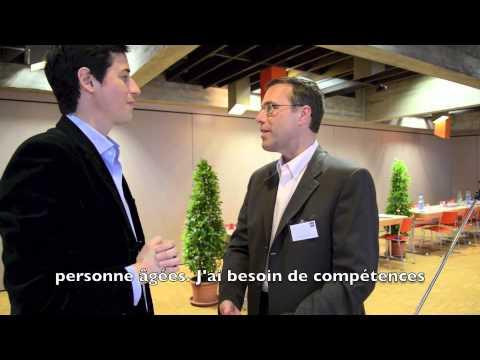 Interview de M. Schipperijn, Directeur de la Maison de la tour