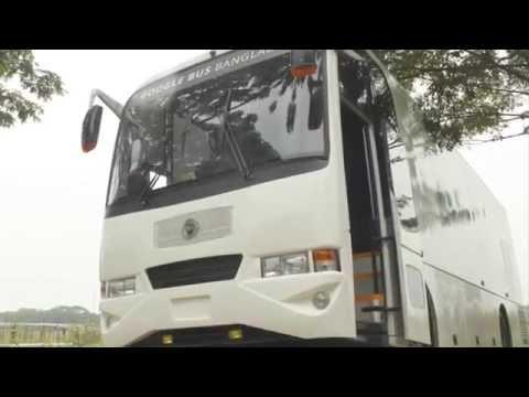 Google'ın otobüsü interneti öğretmek için yollara düştü