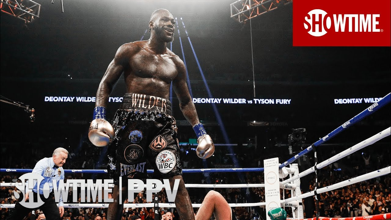 Download Deontay Wilder Knocks Down Tyson Fury in Round 12 | SHOWTIME PPV