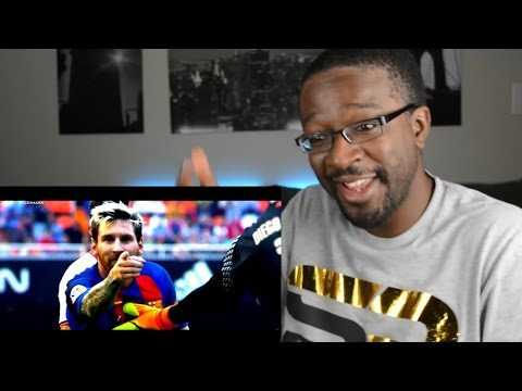 Lionel Messi - The Lion - The Movie [ BRAND NEW 2017! ] REACTION
