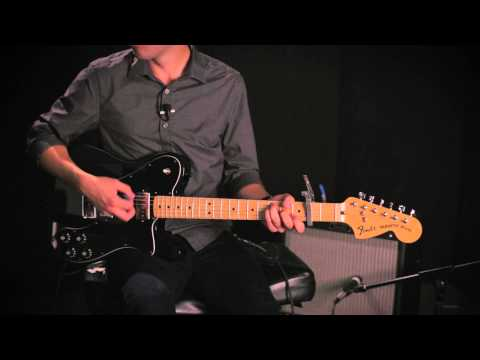 """COS Electric Guitar Rhythm Tutorial For """"Burning Ones"""" By Jesus Culture"""