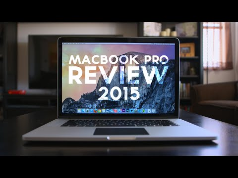 New 15-Inch MacBook Pro Review! (2015)