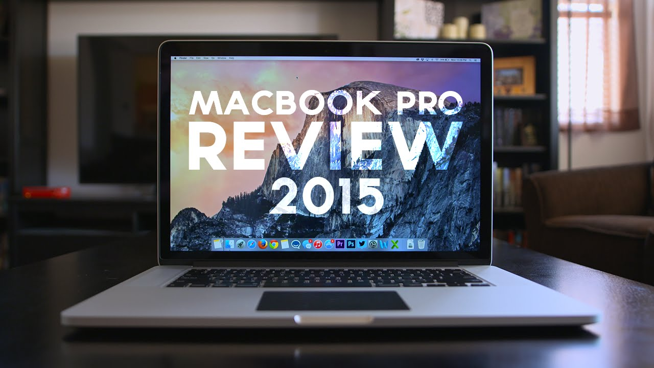 new 15 inch macbook pro review 2015 youtube. Black Bedroom Furniture Sets. Home Design Ideas