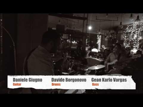 Beaux Arts (B. Montgomery) Daniele Giugno Groove Panda Trio Live at Eclettico Cantù (Co)