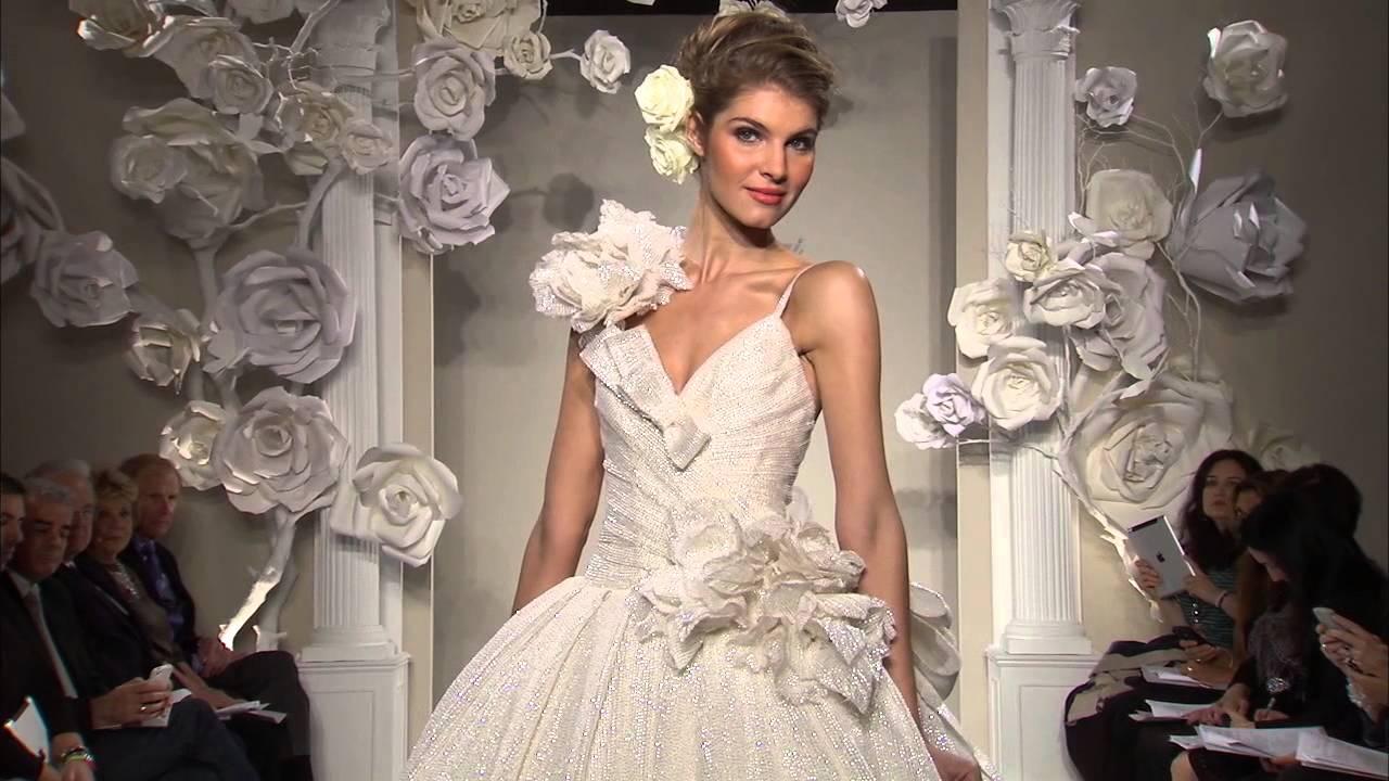 Pnina Tornai 2013 Bridal Collection - YouTube