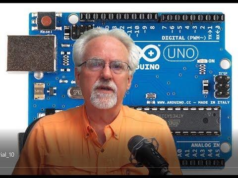 Arduino Tutorial 6: Build an LED Binary Counter