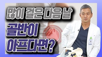 골반 통증 사라지는 초 간단 골반 스트레칭 - 김준배의 관절리모델링 #18