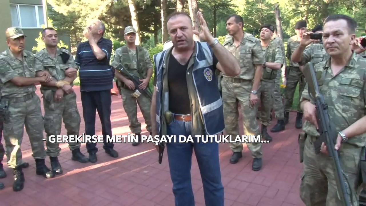 15 TEMMUZ KAHRAMANI BİNBAŞI BARIŞ DEDEBAĞ - ÖZKAN ÖZCAN - TGRT ...