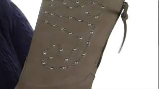 Roper Rockstar Studded Back Zip Boot SKU:#8042001