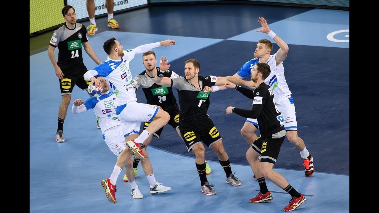 Handball Deutschland Slowenien