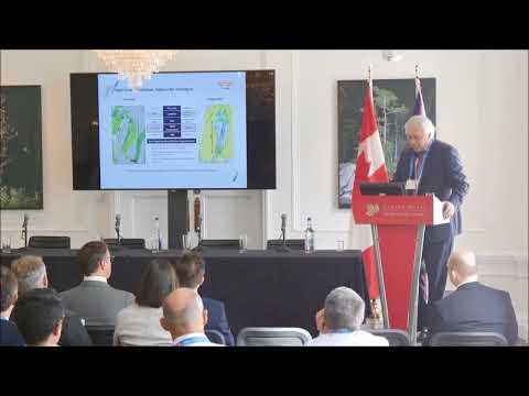 Nighthawk Gold investor presentation by Michael Byron at CMS 2018