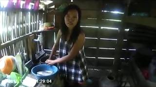FILIPINA WIFE BIG FISH COOK OUT FILIPINO STYLE AN EXPAT PHILIPPINES thumbnail
