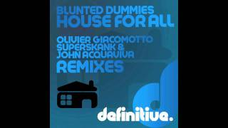 """House For All (John Acquaviva Original 2011 Edit)"" - Definitive Recordings"