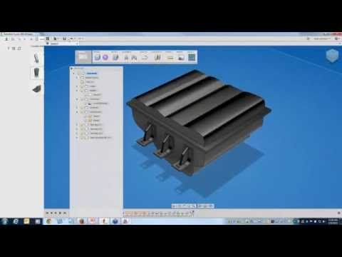 Fusion 360  Digital Prototype Faster, Work Anywhere, and Share with Anyone
