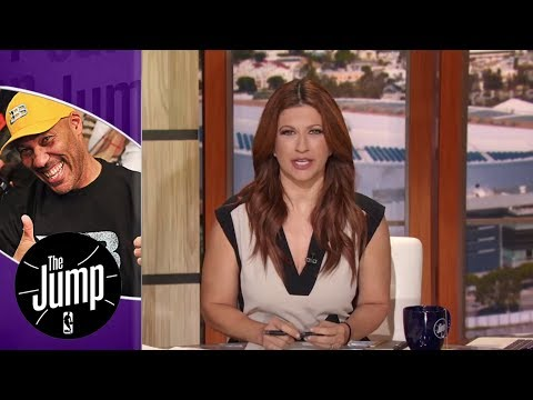 How should the Lakers and NBA handle LaVar Ball? | The Jump | ESPN