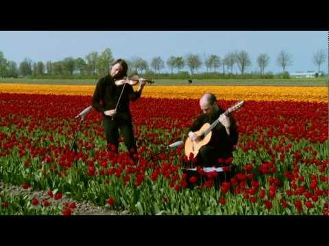 Daniel Rowland & Alberto Mesirca - Cantabile / Paganini