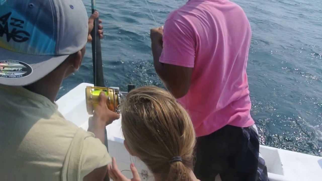 Deep sea fishing playa conchal costa rica youtube for Deep sea fishing costa rica