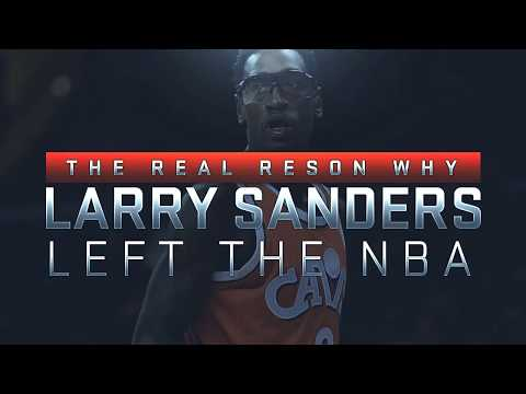 This Player Chose SMOKING WEED Over $44M NBA CAREER! The REAL Reason LARRY SANDERS Retired At 26!