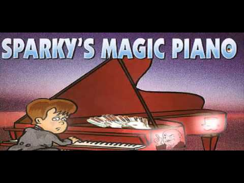 Sparky's Magic Piano Like Falling In Lo*e