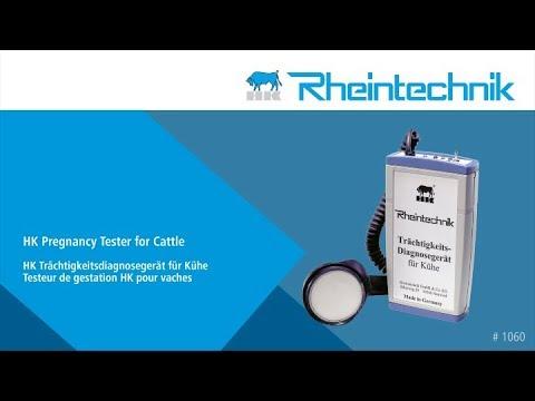 HK-Pregnancy Tester For Cattle (#1060) (EN)