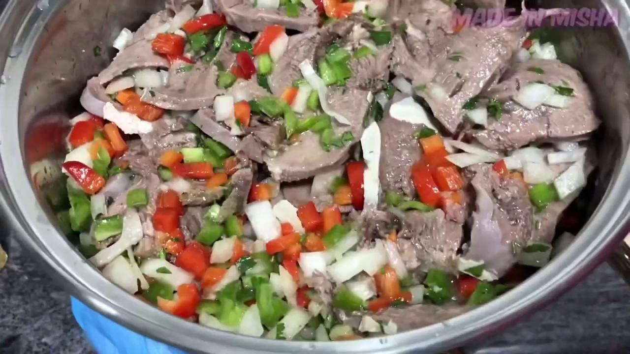 Lengua Al Escabeche Receta Al Estilo De Mi Abuela Cocina Recetas Trucos Chef Gastronomía Youtube