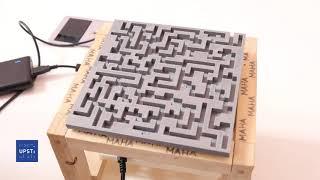 JAMY - Projet Maze Hand - OSI 2019