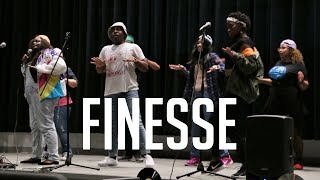 """All That"" - Finesse (by Bruno Mars ft. Cardi B)"