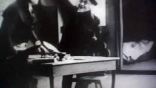 Der Student von Prag (1913) Paul Wegener.Grete Berger.プラーグの大学生