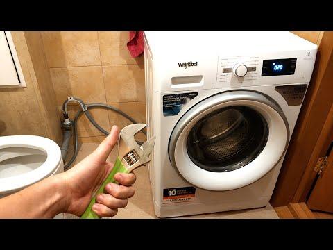 Подключение своими руками стиральной машины