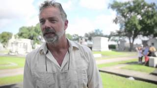 Dukes of Hazzard actor John Schneider leads a tour group in New Orleans