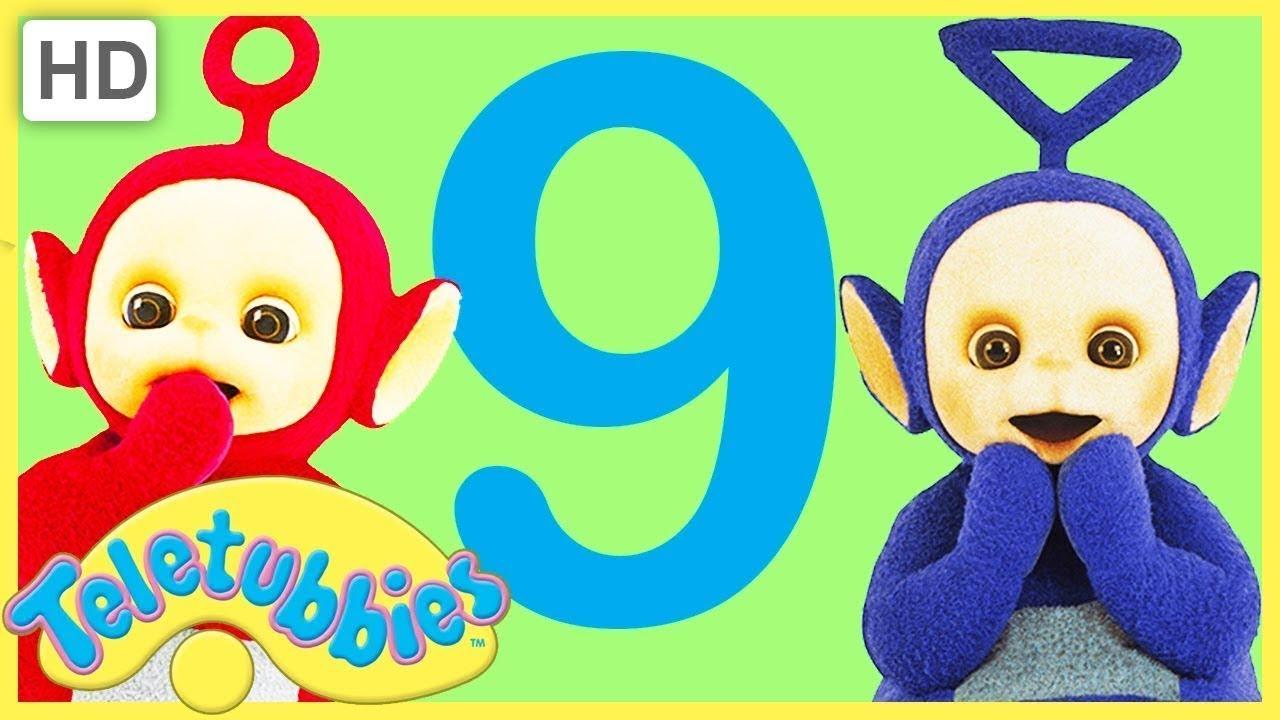 Download Teletubbies Full Episode | Numbers: Nine | 483