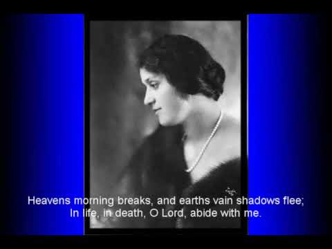 alma gluck louise homer abide with me - YouTube