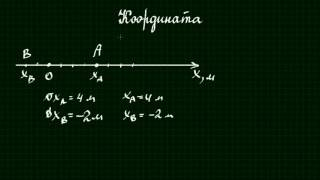 Физика  Координата 1