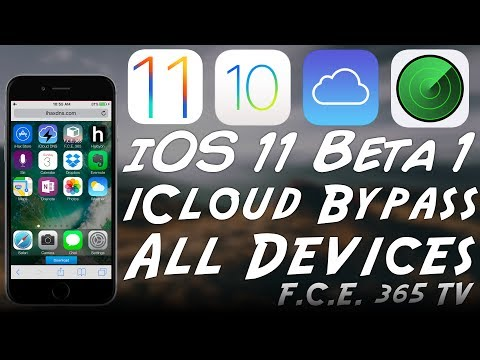 iOS 11 / 10.3.2 iCloud Activation DNS Bypass (All Devices) with iHax DNS / DNS Bypass