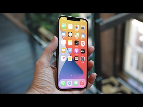 iPhone 12 Pro Max: Hands-on with THE BIGGEST iPhone